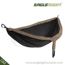 Komprimierte Doppel-Fallschirm-Hängematte (Branding von Eaglesight)