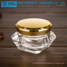 YJ-V30 breite Anwendung für High-End-Creme Luxus hochwertige 30ml Acryl kosmetische Glas 30g