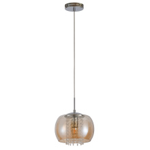 Indoor Single Hanging Glass Pendant Light