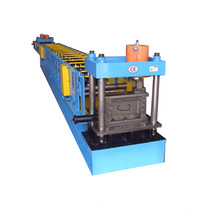 Machine de formage de rouleaux automatique de cadre de porte