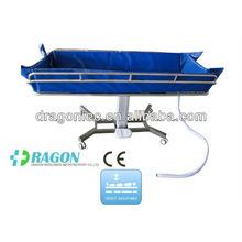 DW-HE018 hôpital lit de douche hôpital équipement