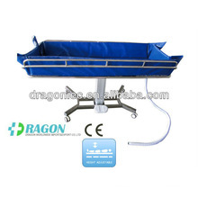 DW-HE018 hospital shower bed hospital equipment