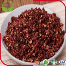 Chinesische Gewürze Stachelige Asche zum Kochen Grünes Redpeppercorn