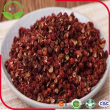 Getrocknete Sichuan-Pfeffer-chinesische rote Pfeffer-stachelige Asche