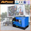 LED AD truck diesel generator super quiet