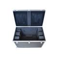 Caja para instrumentos de aluminio para uso pesado