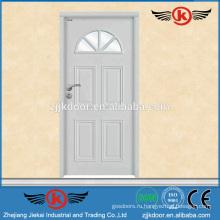 JK-SW9001 2014 интерьер стальные деревянные конструкции дверей со стеклом