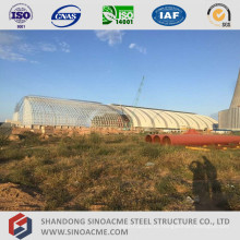 Steel+Space+Frame+Structure+Shed+of+Thermal+Power+Plant