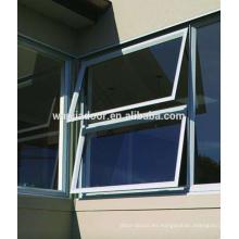 Venta de ventanas upvc / pvc baratas y giratorias baratas