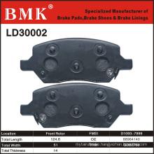 Advanced Quality Brake Pads (LD30002)