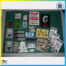 competitive price Factory supply die cut round lables