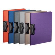 Comix Elegant Stone Series  A4 Horizontal Clip Board Folder for business paper