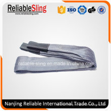 4 Ton En Standard Portable Polyester Industrial Work Lifting Belt