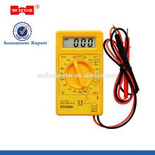 Popular Digital Multimeter DT830A CE CAT I with battery tester