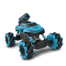 2.4G 1/14 2 in 1 Monster Truck Car Remote Control Toy Unmanned Controller Model Off-road Truck