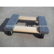 18 * 12,25 Zoll Rollwagen für bewegliche Möbel 1000 lbs