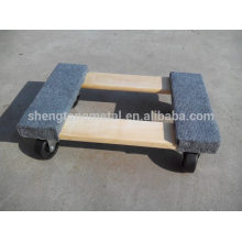 18*12.25 inch dollies for moving furniture 1000lbs