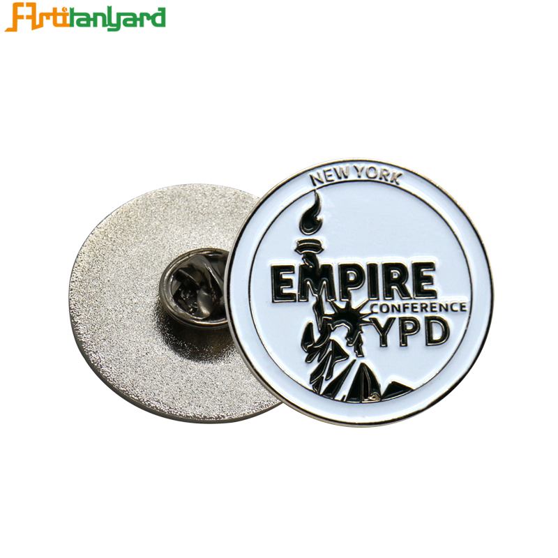 Diy Excellent Quality Metal Badges