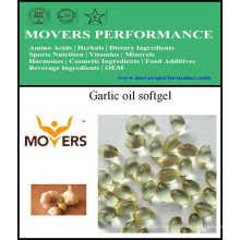 GMP-zertifiziertes OEM-Knoblauchöl Softgel