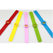 Fashion Rubber Bracelet Mosquito Repellent Rubber Band