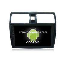 """Fabrik direkt! 10,1 """"full touch ohne dvd + android auto dvd player für Suzuki swift + OEM + quad core!"""