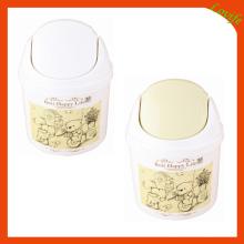 Seau de stockage imprimé en plastique Lovely (FF-5012-2)