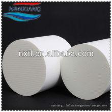 Waben-Keramik-Katalysator-Unterstützung DPF für Auto Abgasreiniger, Elliptic Cordierite Honeycomb Ceramic