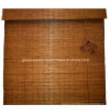 Bambus Blind in Roller und römischen Stil