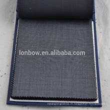 Empresa de tecido ao ar livre personalizado casual wear terno de lã de manga longa