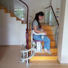 Ampliamente uso de plataforma de venta mejor escalera recta