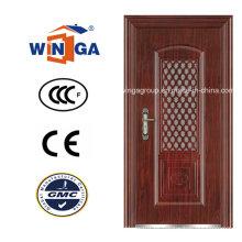 Puerta de acero de la seguridad de la ventana de la ventana de la escuela (WS-106)