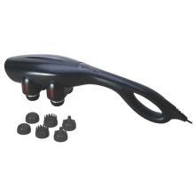 Amassar Massager Handheld das cabeças duplas com infravermelho