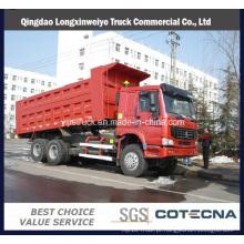 Cnhtc Sinotruck HOWO 371HP 6X4 Caminhão Basculante Pesado
