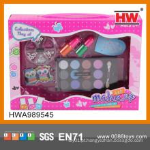 Novo Design Para Beleza Girl Set brinquedo kids cosméticos