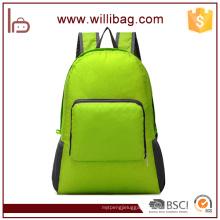 Fashion Foldable Travel Backpack Oxford Waterproof Backpack Bag