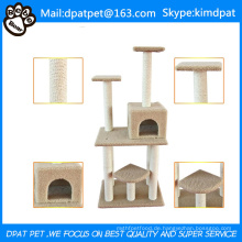 Activity Center Bett Spielzeug Kätzchen Pet Protect Happy Pet Katzenbaum