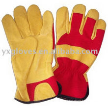 Leather Garden Glove-Hand Glove-Cheap Glove-Working Glove-Safety Glove