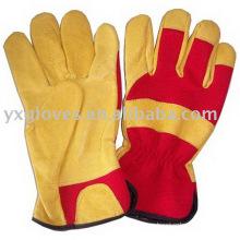 Кожаный перчаточный перчаточный перчаточный перчаточный перчаточный перчаточный перчаточный перчаточный защитный перчатка
