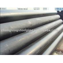 HSAW soldado con autógena alrededor de tubos de acero al carbono