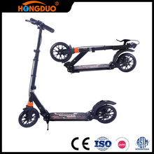Quality Products two wheels mini kick roller board scooter for adult