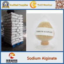 Food Grade Sodium Alginate with High Purity CAS