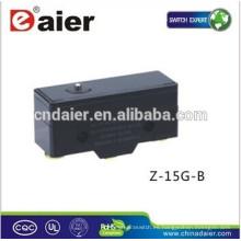 Tipo de clon Daier Z-15G-B de microinterruptor omron