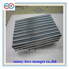 china supplier permanent magnet for clothing