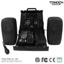 Portable PA Combo Speaker Box for Model Exn206