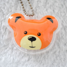 Cute Cartoon Shape PVC Inflatable Hang Tag for Baby Garment