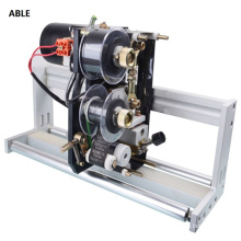 hot coding ribbon  /Best Before Date HP241 Domestic Electric Color Ribbon Coding Machine
