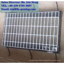 galvanized trench grating