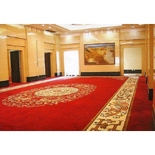 Wool Carpet in Areas Such as The Reception Room