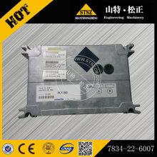 KOMATSU PC1100-7 CONTROLADOR DE CHASIS MONTANTE 7834-22-6007