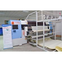 La máquina de colchón acolchada sin muelle de Yuxing Hot-Sale puede hacer tachuelas y saltar patrones
